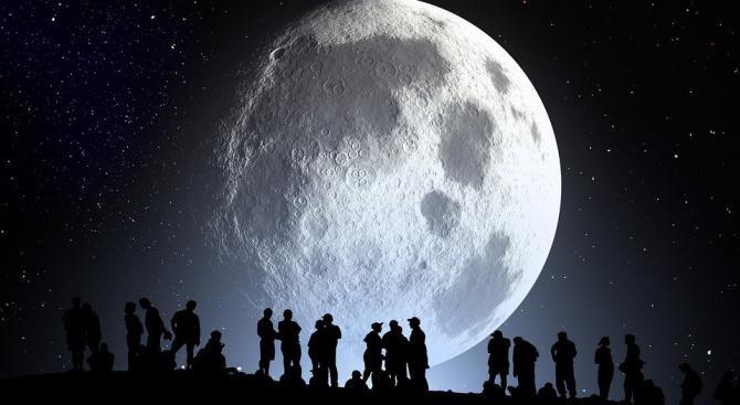 Имотите на Луната поскъпнали 1645 пъти