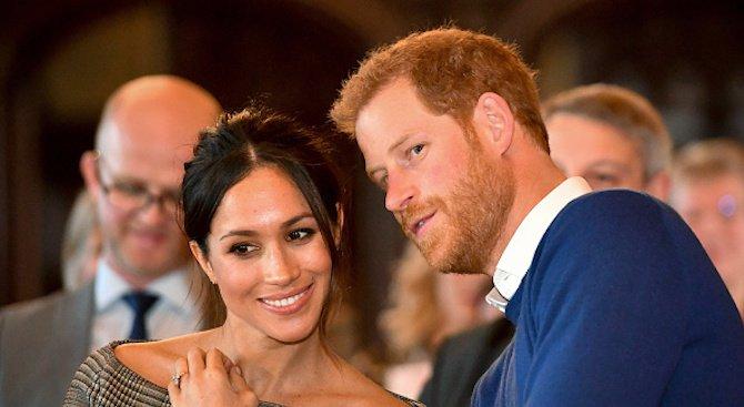 Принц Хари и Меган Маркъл ще се венчаят в Уиндзор