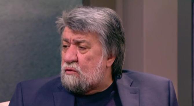 Вежди Рашидов: Надявам се Борисов и Радев да се разберат като мъжкари