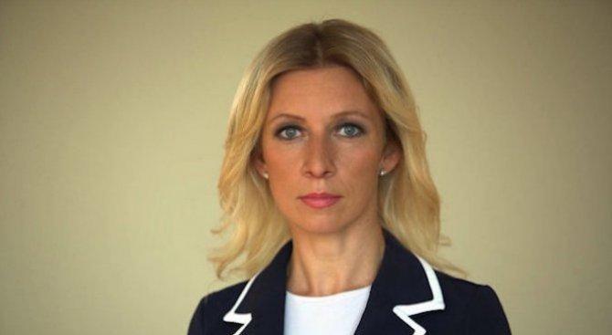 Захарова предложи на Бойко Борисов да стане руски гражданин и да гласува на президентските избори