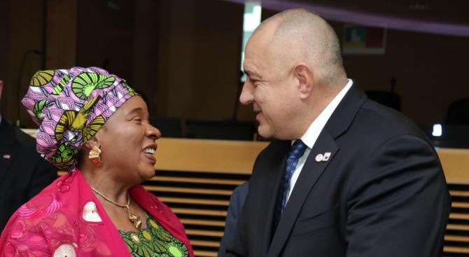 Борисов участва в Международната конференция на високо равнище за Сахел