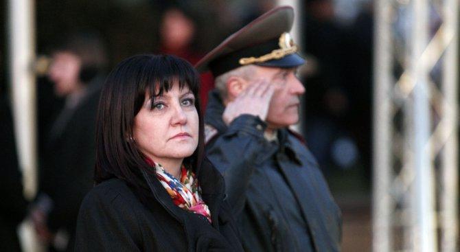 Цвета Караянчева ще присъства в Брюксел на възпоменателна церемония за отбелязване на 145 г. от гибе