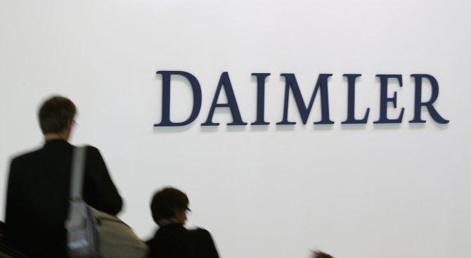 Даймлер инвестира 2 млрд. долара в разширяване на производството в Китай