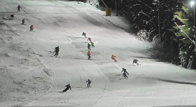 Пампорово с 6-7 процента ръст на туристи от началото на ски сезона