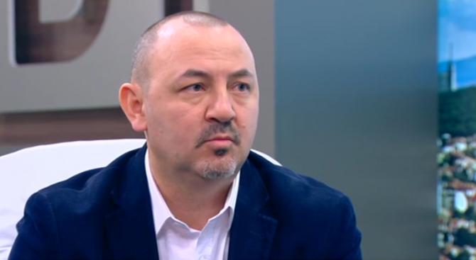 Владимир Тодоров: Пускането на Цветан Пъков е меко казано скандално (видео)