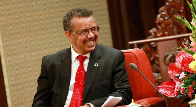 Генералният директор на Световната здравна организация пристига на двудневно официално посещение в Б