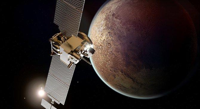 Хората могат да кацнат на Марс след 20 години