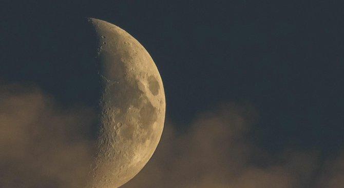 Луната ще получи 4G мобилен интернет