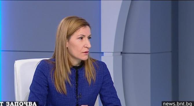 Николина Ангелкова: Зимният сезон върви изключително успешно