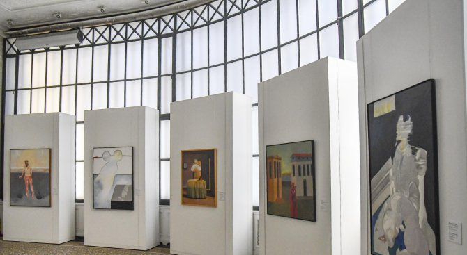 Пикасо, Анди Уорхол и Кристо у нас (снимки)