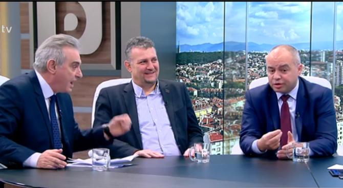 БСП, ГЕРБ и ОП в спор заради продажбата на ЧЕЗ и думите на Гинка Върбакова