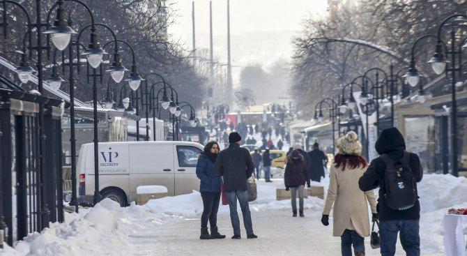 Столичният инспекторат: 80% от вътрешнокварталните улици в София са почистени