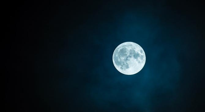 Учени предложиха нова теория за образуването на Луната