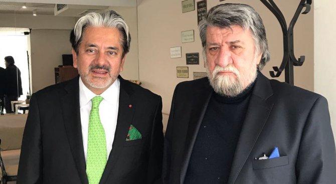 Вежди Рашидов се срещна с новия посланик на Мексико за България - Давид Нахера