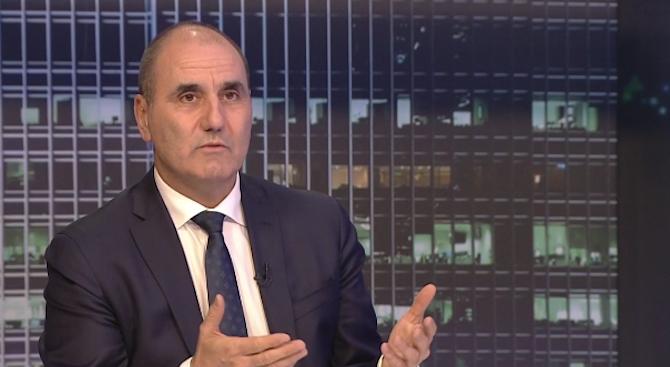 Цветан Цветанов: Целта на БСП е да има предсрочни избори и да се създаде тежка политическа криза