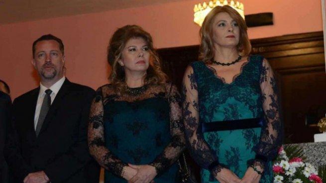 Десислава Радева към критиците си: За мен е важно как ме оценява съпругът ми