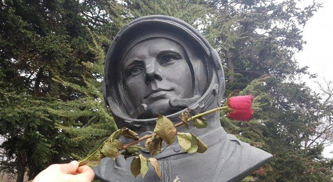 Днес е роден Юрий Гагарин - първият човек в Космоса (снимки)