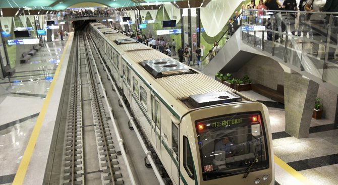 Изоставен багаж в софийското метро вдигна полицията на крак