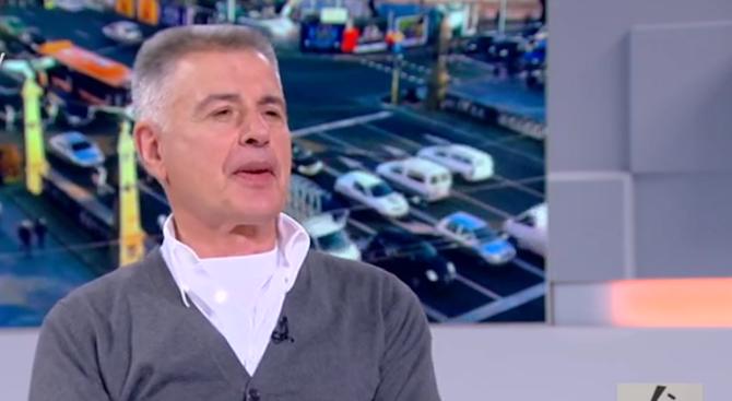 Красимир Дачев: На тези, които разбират, започна да им писва от истерията около ЧЕЗ