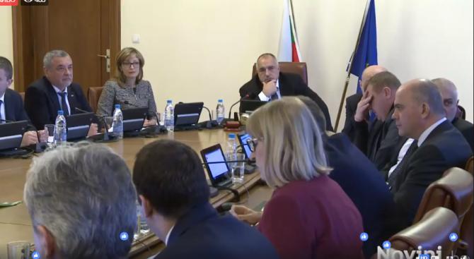 Министрите извънредно обсъждат състоянието на язовирите