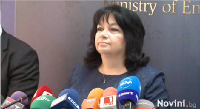 Петкова коментира отново сделката за продажбата на ЧЕЗ (видео)
