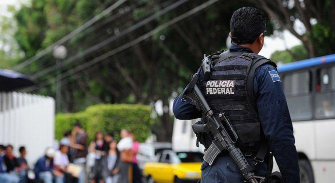Арестуваха мъж, замесен в отвличането на 43 студенти в Мексико