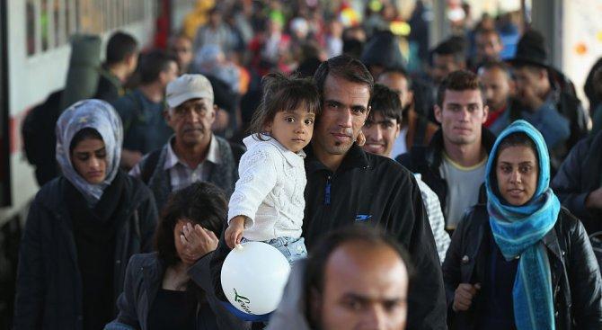 България е приела 60 мигранти от квотите на ЕС