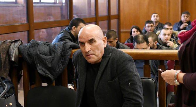 Отложиха за април заседанието по делото срещу Ценко Чоков