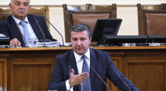 Драгомир Стойнев: Преминаването на ЧЕЗ в ръцете на неясни собственици е недопустимо (видео)