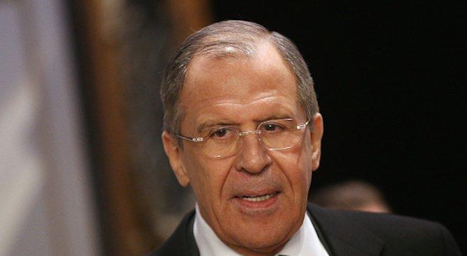 Лавров: САЩ, Великобритания и Франция са пряко замесени във войната в Сирия