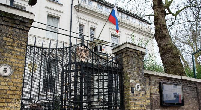 Определените за експулсиране руски дипломати ще напуснат Великобритания на 20 март