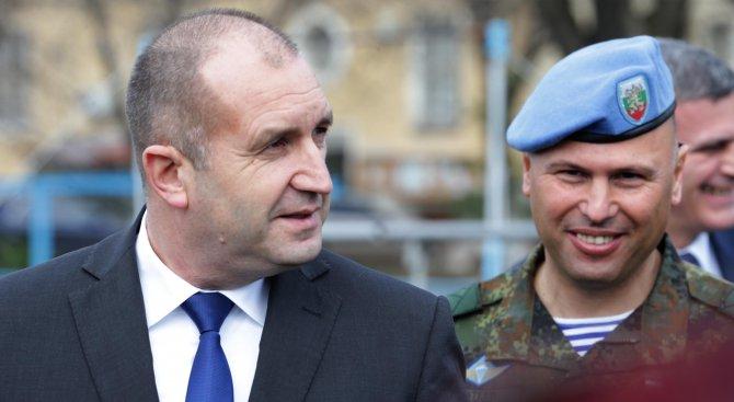 Румен Радев свиква през април КСНС за енергийната сигурност (видео)