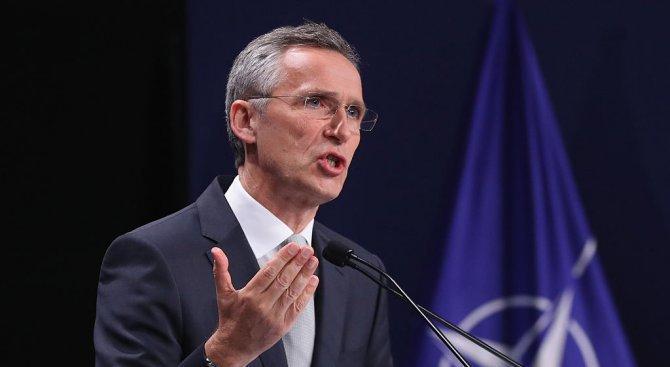 Шефът на НАТО: Не искаме нова Студена война
