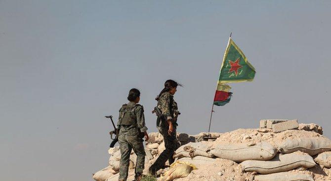 Сирийски кюрди: Подготвяме кошмар за турците