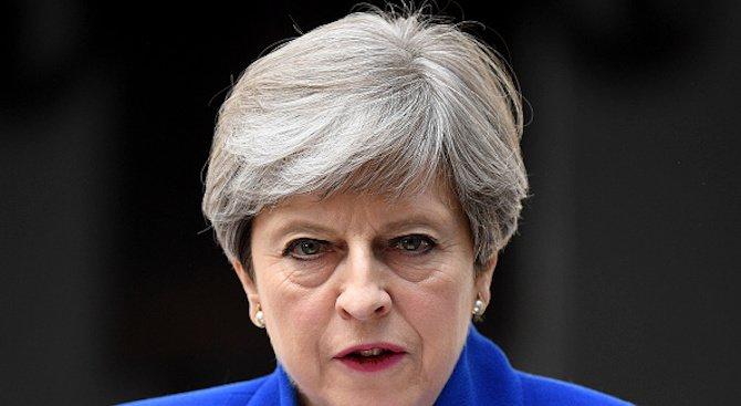 """Тереза Мей: Великобритания ще обмисли следващите си стъпки по случая """"Скрипал"""""""