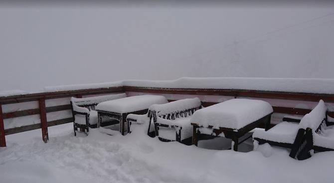 Условията за туризъм в планините са лоши