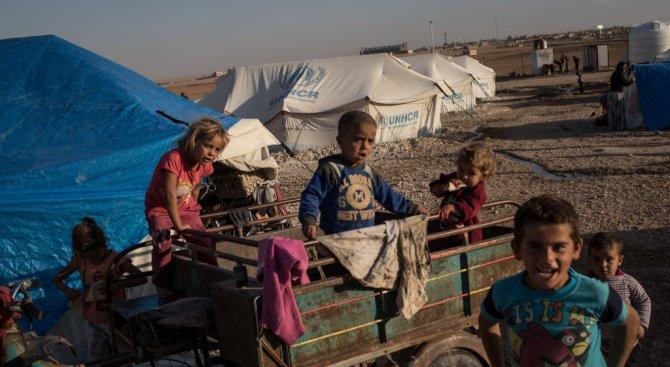 Войната в Сирия отне живота на над 350 000 души за 7 години