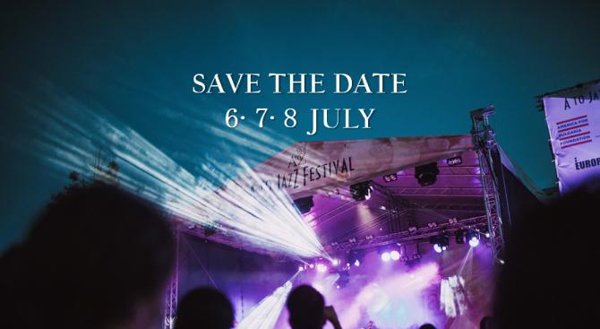 A to JazZ Festival се завръща с осмо издание на 6, 7 и 8 юли