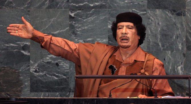 Братовчед на Муамар Кадафи: Аллах наказа Никола Саркози