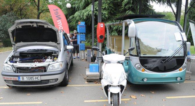 Е-транспортът, независимо цената, е крайно наложително да навлезе в градовете ни, смята експерт