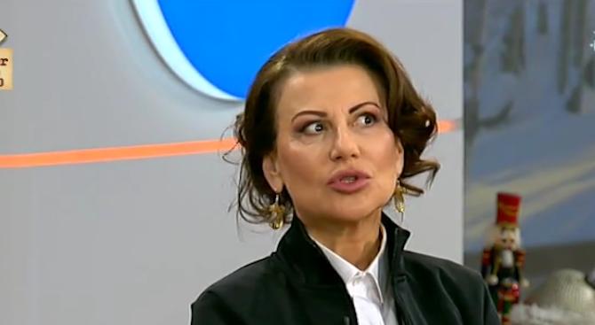 Илиана Раева отговори на депутатката, възмутила се от участието на гимнастичките ни в реклама за бил