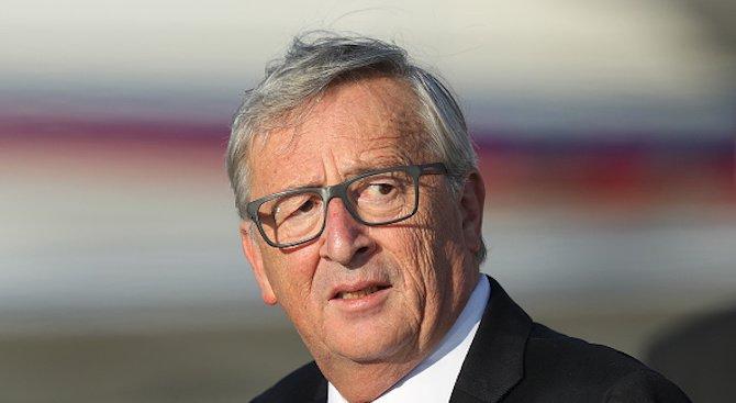 Жан-Клод Юнкер бе разкритикуван за поздравленията си към Владимир Путин за изборната му победа