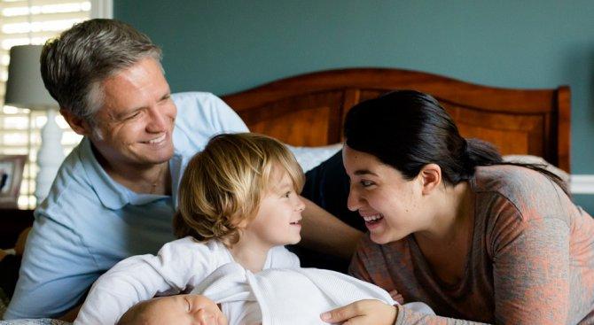Колкото повече са децата, толкова по-малко зъби има майката след време