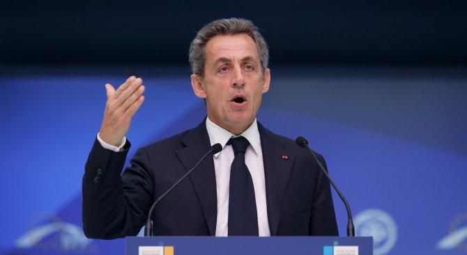 Никола Саркози: Ще победя бандата на Муамар Кадафи