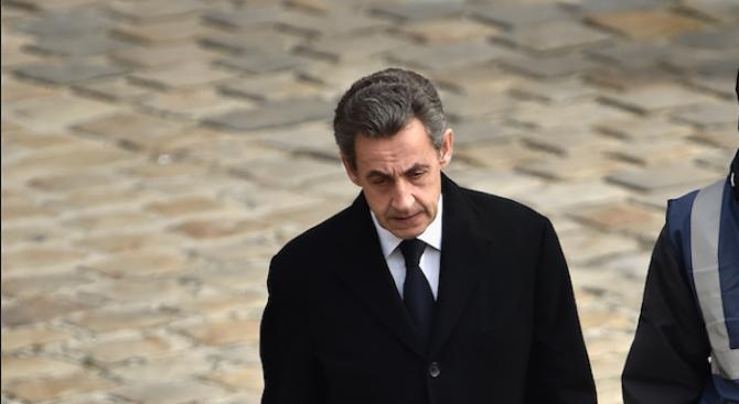 Приключи разпитът на Никола Саркози