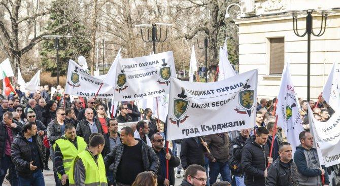 Синдикатът на служителите в затворите в България спира протестите си