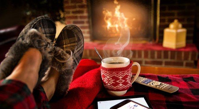 Температурата в жилището играе роля в отслабването