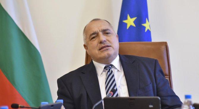 Бойко Борисов проведе телефонни разговори с Алексис Ципрас и с Никос Анастасиадис