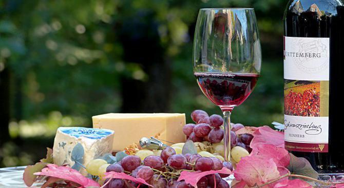 Червеното вино помага за отслабване