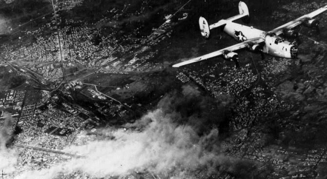 Навършват се 74 години от най-тежката бомбардировка над София